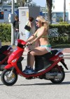 Selena Gomez  Vanessa Hudgens and Ashley Benson in Bikini at Spring Breakers-23