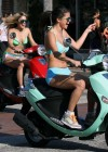 Selena Gomez  Vanessa Hudgens and Ashley Benson in Bikini at Spring Breakers-30