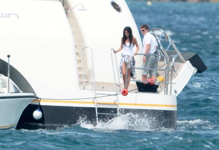 Selena Gomez Swimsuit Photos: St Tropez  2014 -23