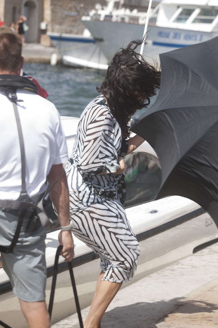Selena Gomez Swimsuit Photos: St Tropez  2014 -46