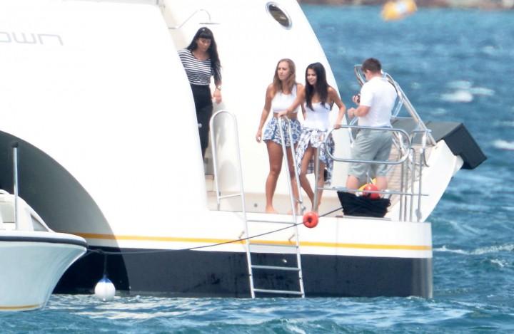 Selena Gomez Swimsuit Photos: St Tropez  2014 -47