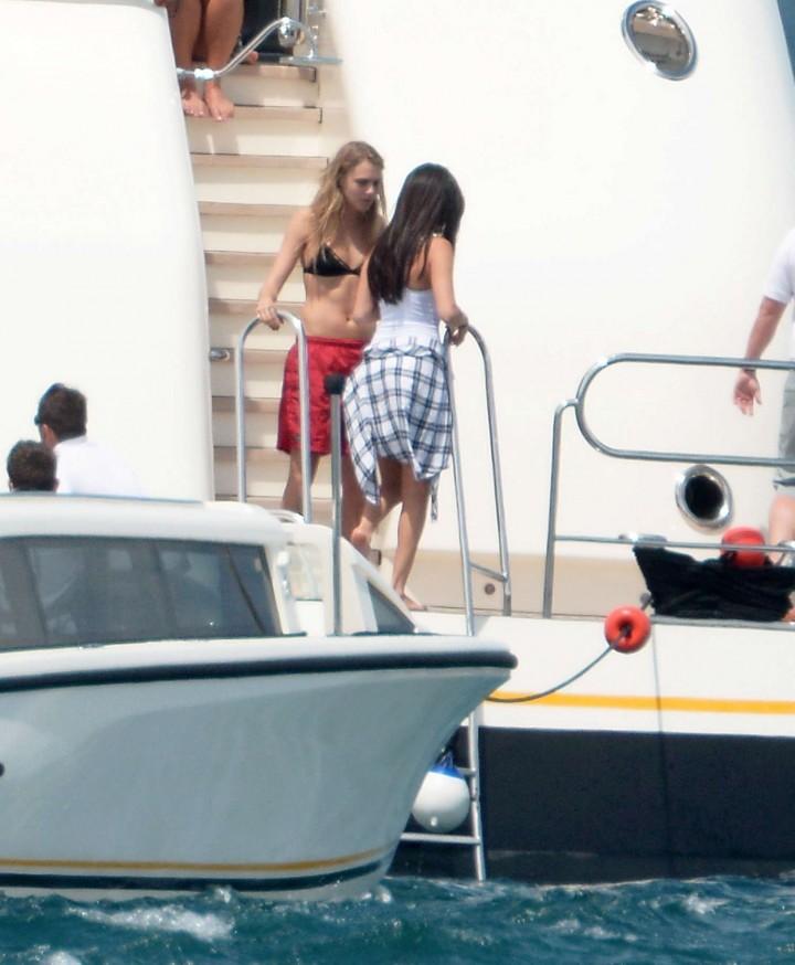 Selena Gomez Swimsuit Photos: St Tropez  2014 -50