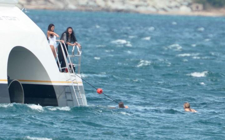 Selena Gomez Swimsuit Photos: St Tropez  2014 -51