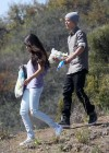 Selena Gomez With Bieber in Griffith Park - Los Angeles-03