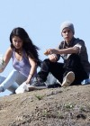 Selena Gomez With Bieber in Griffith Park - Los Angeles-06