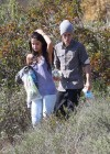 Selena Gomez With Bieber in Griffith Park - Los Angeles-21