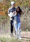 Selena Gomez With Bieber in Griffith Park - Los Angeles-23