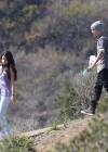 Selena Gomez With Bieber in Griffith Park - Los Angeles-24