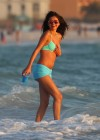 Selena Gomez with Vanessa Hudgens and Ashley Benson In Bikini on Beach-17