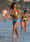 Selena Gomez with Vanessa Hudgens and Ashley Benson In Bikini on Beach-61