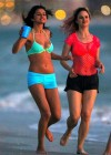 Selena Gomez with Vanessa Hudgens and Ashley Benson In Bikini on Beach-67