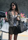 Selma Blair at a car wash in LA-14