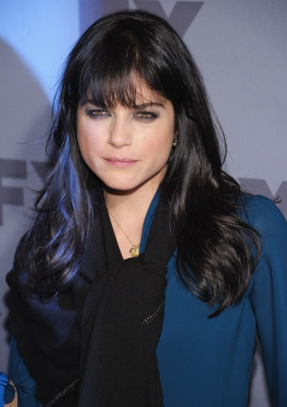 Selma Blair - FX Ad Sales Upfront at Lucky Strike 2012-01