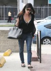 Selma Blair stops for coffee -09