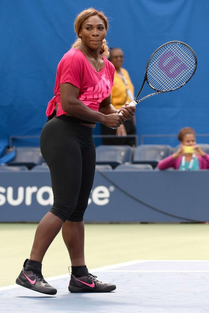 Serena Williams: 2014 ...