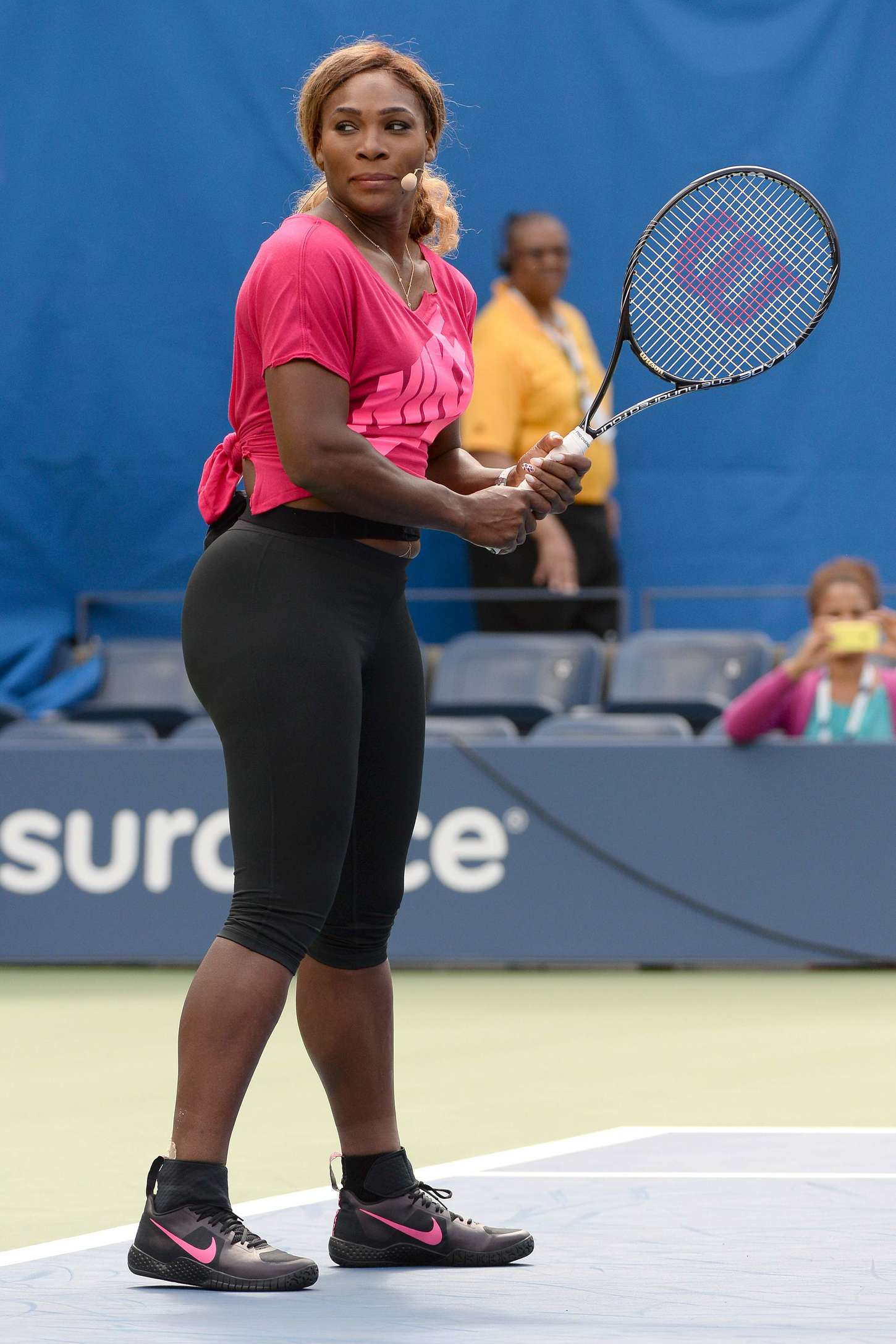 Serena Williams 2014 Arthur Ashe Kids Day 49 GotCeleb