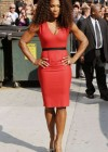 Serena Williams in red dress-07