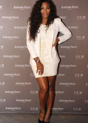 Serena Williams - Audemars Piguet Presents Theo Jansen's Larger Than Life Strandbeests in Miami Beach