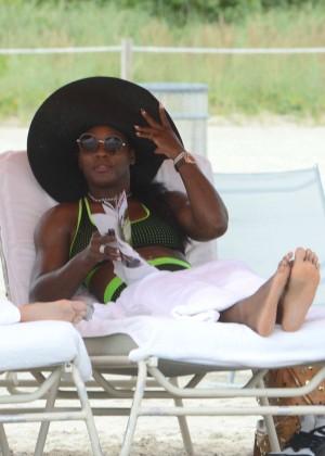 Serena Williams in Bikini -21