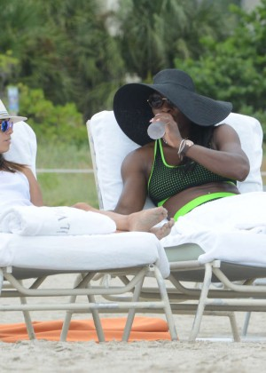 Serena Williams in Bikini -29