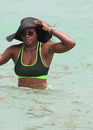 Serena Williams in Bikini -33