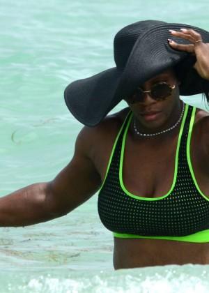 Serena Williams in Bikini -36