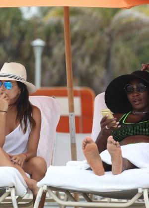 Serena Williams in Bikini -38