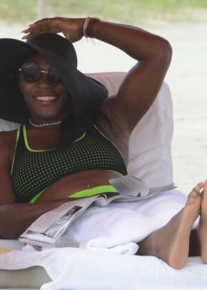Serena Williams in Bikini -39