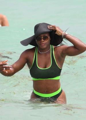 Serena Williams in Bikini -42