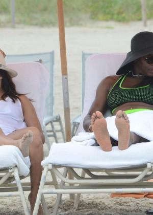 Serena Williams in Bikini -45