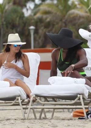Serena Williams in Bikini -47