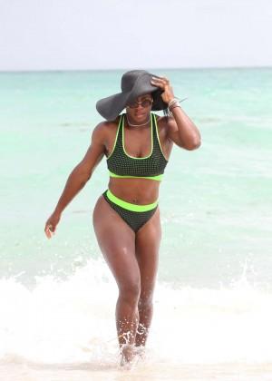 Serena Williams in Bikini -49