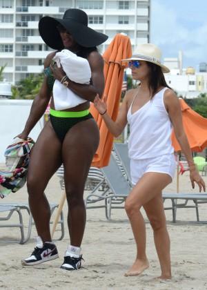 Serena Williams in Bikini -58