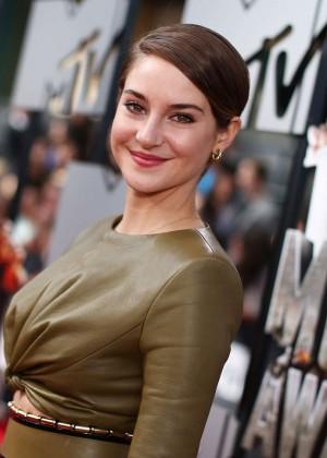 Shailene Woodley: 2014 MTV Movie Awards -03
