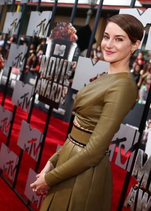Shailene Woodley: 2014 MTV Movie Awards -05