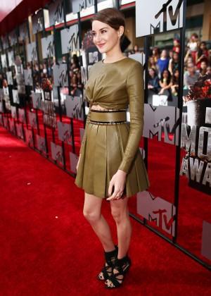 Shailene Woodley: 2014 MTV Movie Awards -09