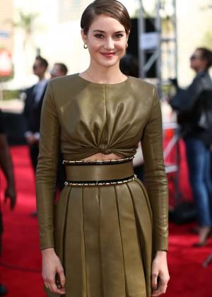 Shailene Woodley: 2014 MTV Movie Awards -10