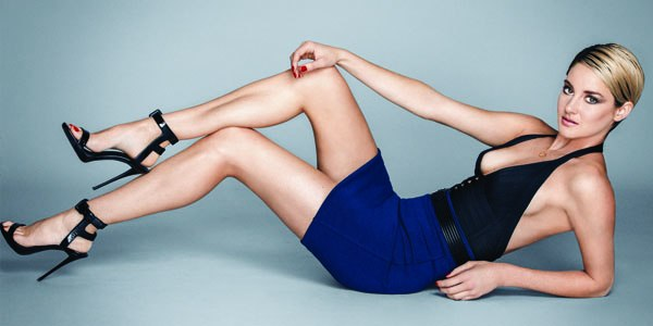 Shailene Woodley - GQ USA Magazine (December 2014)