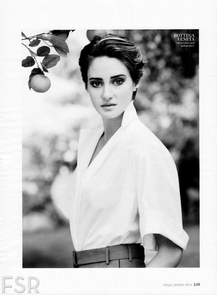 Shailene Woodley: InStyle Magazine -01