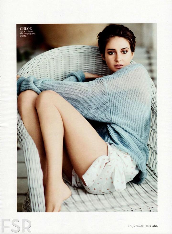 Shailene Woodley: InStyle Magazine -04