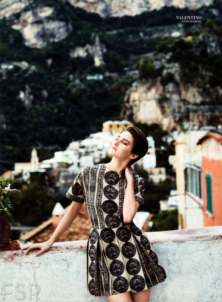 Shailene Woodley: InStyle Magazine -05