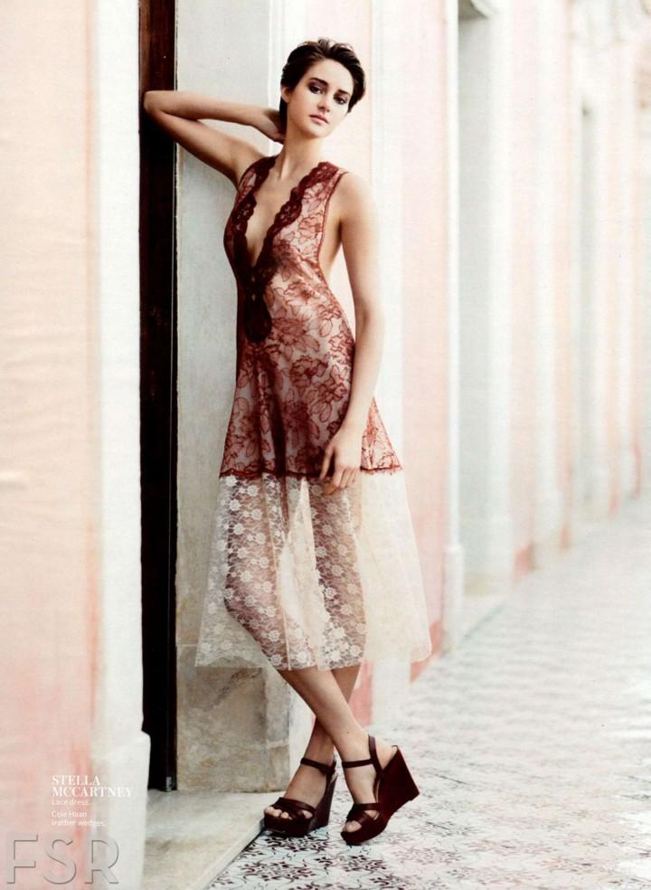 Shailene Woodley: InStyle Magazine -06
