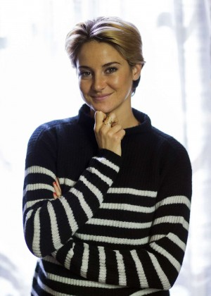 Shailene Woodley - Mario Anzuoni Portraits in Los Angeles