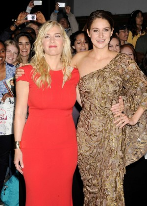 Shailene Woodley: Divergent Premiere -03