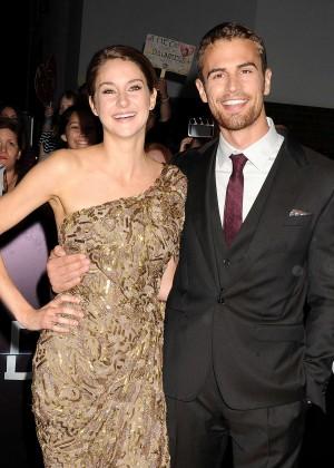 Shailene Woodley: Divergent Premiere -04