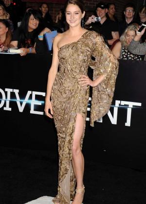 Shailene Woodley: Divergent Premiere -06