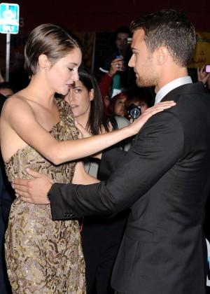 Shailene Woodley: Divergent Premiere -18