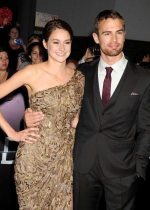 Shailene Woodley: Divergent Premiere -19