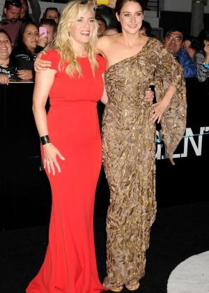 Shailene Woodley: Divergent Premiere -21