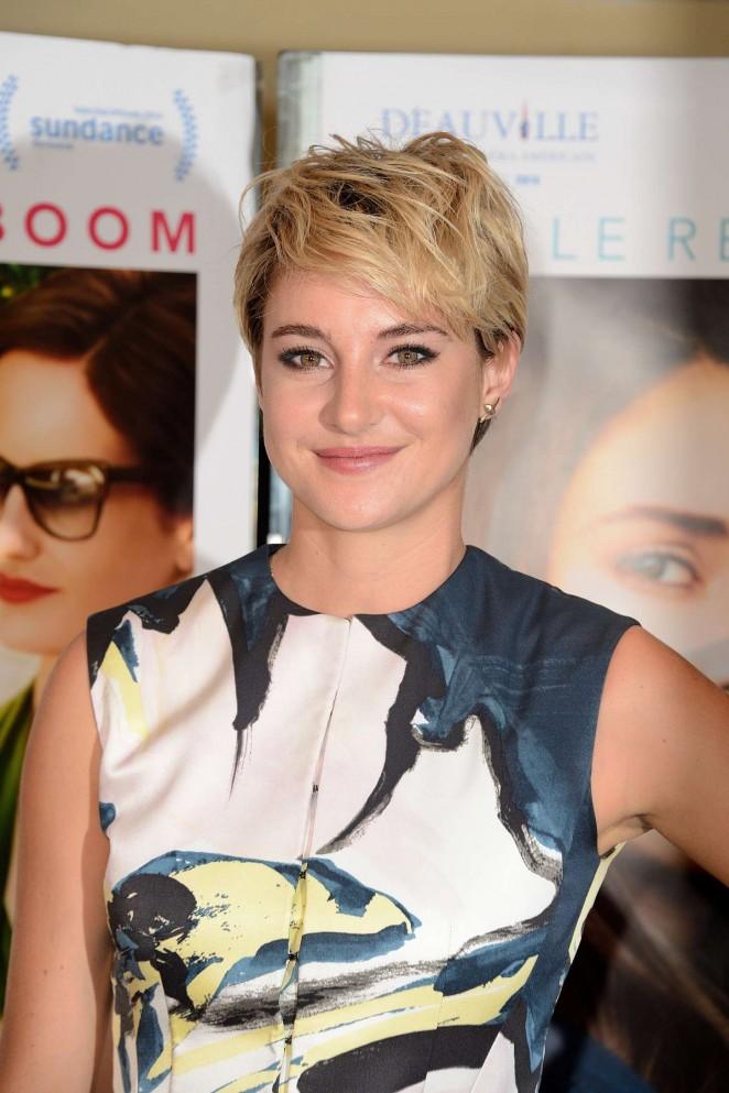 """Shailene Woodley - """"White Bird in a Blizzard' Premiere in Paris"""